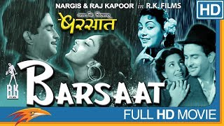 Barsaat Hindi Full Movie HD || Nargis, Raj Kapoor, Prem Nath || Eagle Hindi Movies