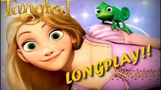 getlinkyoutube.com-TANGLED FULL MOVIE GAME ENGLISH DISNEY RAPUNZEL l Disney Complete Games