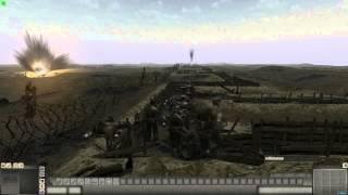 getlinkyoutube.com-Men Of War- Trench Warfare