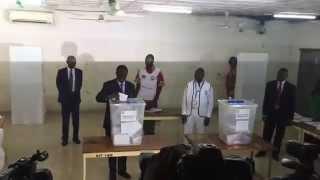 La présidentielle au Burkina est une victoire pour le peuple, selon Michel Kafando