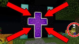 getlinkyoutube.com-Do NOT Enter this Portal in Minecraft Pocket Edition!!!