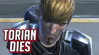 getlinkyoutube.com-SWTOR KOTET ► Vaylin Kills Torian, Vette is Saved - Chapter 8 (End Times)