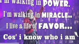 I KNOW WHO I AM Lyrics-- SINACH