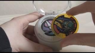 getlinkyoutube.com-Yokai Watch: New Yokai Medal Review 19/August/16 (English Medals)