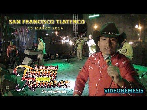 Tommy Ramirez y sus Sonorritmicos San Francisco Tlaltenco Tlahuac