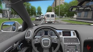 getlinkyoutube.com-City Car Driving - Audi Q7 V12 TDI