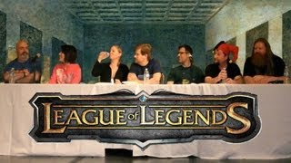 getlinkyoutube.com-League of Legends Voice Actor Panel (complete 48 mins)