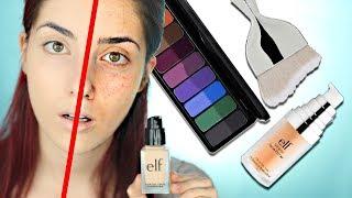 Neue DROGERIE Marke! 🔥Krasser als essence ? 😳 elf Makeup I Luisacrashion width=