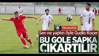 Samsunspor-Guido Koçer efsane gol