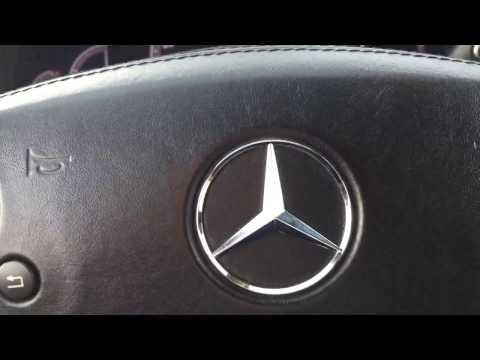 Где находится в Mercedes-Benz В датчик уровня топлива