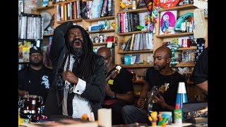 Rev. Sekou And The Seal Breakers: NPR Music Tiny Desk Concert width=