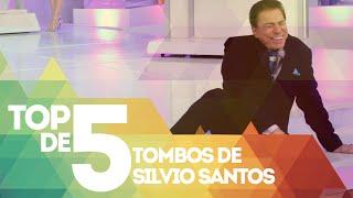 getlinkyoutube.com-TOP DE 5 | Tombos de Silvio Santos