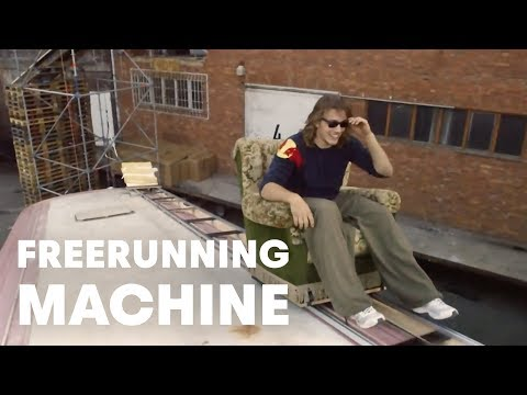 Human-Powered Freerunning Machine - with Jason Paul