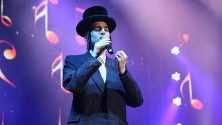 getlinkyoutube.com-Mendy Jerufi & Motty Steinmetz Sing Chabad Niggunim at Yud Alef Nissan In Israel