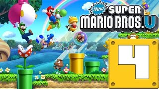 getlinkyoutube.com-New Super Mario Bros Wii U! Capitulo 4!