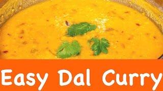 Dal Curry Recipe