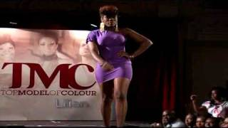 getlinkyoutube.com-Butterflymodels - Top Model Of Colour Preview 2009