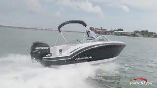 getlinkyoutube.com-2016 Chaparral 210 Sun Coast 21' Outboard Deck Boat - Test Report
