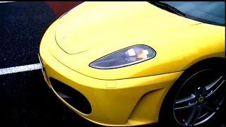 getlinkyoutube.com-フェラーリ F430 エキゾースト マフラー サウンド 2014' 最新収録 (クライスジーク)