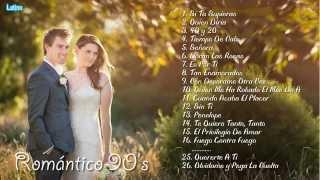 getlinkyoutube.com-Mix Romántico de los 90's || Las Mejores Baladas Románticas de los 90's