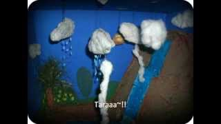 getlinkyoutube.com-Science Project (Maqueta del Ciclo del Agua)