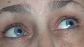 getlinkyoutube.com-solotica hidrosummer gloss azul blue JoLens Review Very High Definition sunlight