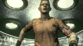 Resident Evil HD - Richard has the best voice acting of all time