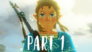 getlinkyoutube.com-The Legend of Zelda Breath of the Wild Gameplay Walkthrough Part 1 (Nintendo Switch 1080p 60fps)