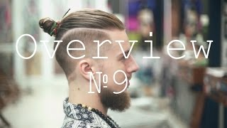 Overview №9: Man Bun & Man Braid.Bun - Men's Hairstyle Trends for 2016 || Мужские прически 2016