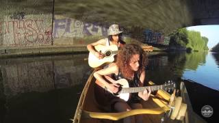 "getlinkyoutube.com-Georgie Fisher with Harry Leatherby, ""Blue"" - Canoe Concerts #15"