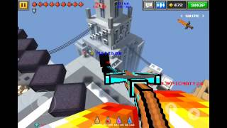 getlinkyoutube.com-Pixel Gun 3d Troll Gameplay