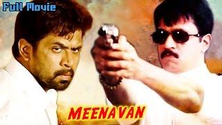 getlinkyoutube.com-Meenavan | Super Hit Tamil Full Movie HD| Arjun Action Movie|