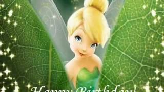 Happy Birthday, TinkerBell Style!  #1