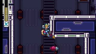 getlinkyoutube.com-(OUTDATED)Megaman X - Isolation - Plus ARMOR(Beta) (Recommended 720p 60fps)
