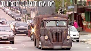 getlinkyoutube.com-TURBO CURITIBA #09 - Diesel Trucks, Audi S2, Gol, Maverick, Marea e mais preparados!