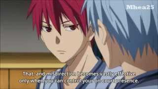 getlinkyoutube.com-Kuroko Shows his true skill as a part of Generation of Miracles