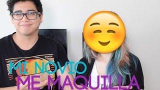 getlinkyoutube.com-MI NOVIO ME MAQUILLA - #VINEVSTWITTER