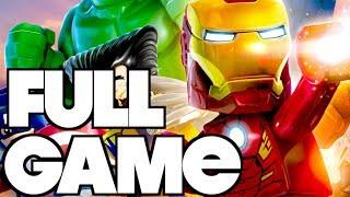 getlinkyoutube.com-LEGO Marvel Super Heroes - Complete Gameplay Walkthrough