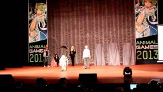 getlinkyoutube.com-ANIMAU 2013: GAMES - Noblesse