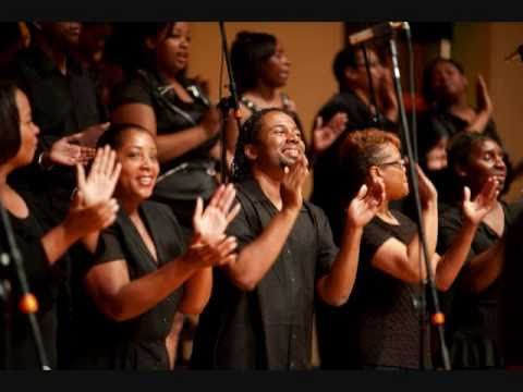 THE SPRING INTO PRAISE MASS CHOIR -  Bruce N. Seawood & Dr. Carlton P. Byrd