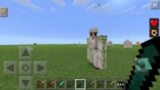 getlinkyoutube.com-MINECRAFT PE 0.12.3 MODS - More Swords Mod  ( MINECRAFT PE MODS )