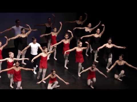 A Academia de Dança de Matosinhos apresenta a II Gala de Inverno