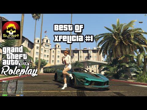 Vic e i doppi sensi   GTA V ROLEPLAY   SUNSET   Best of XFelicia #1