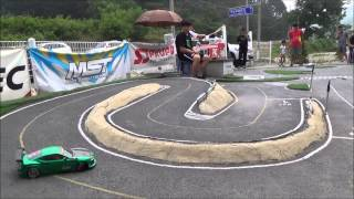 getlinkyoutube.com-2014 KOREA RC Street Drift Challenge 2Round(7/20)
