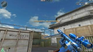 getlinkyoutube.com-Cross Fire China || M200 Cheytac-Platinum Blue!