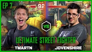 getlinkyoutube.com-EP 7 | STREET FIGHTER | TmarTn vs Jovenshire | Legends of Gaming