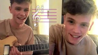 getlinkyoutube.com-Charlie (Bars and Melody): Right For You/Beautiful/Complicated