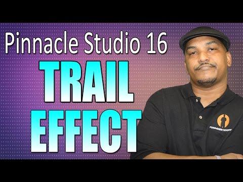 The Trail Effect - Pinnacle Studio 16 / Avid Studio