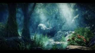 getlinkyoutube.com-Forest animation HD Cryengine real-time Bokeh dof