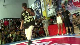 DANCE 1ON1 - Bboy Gunda VS Bboy Sweet #Round 1